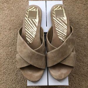 Dolce Vita slide sandals
